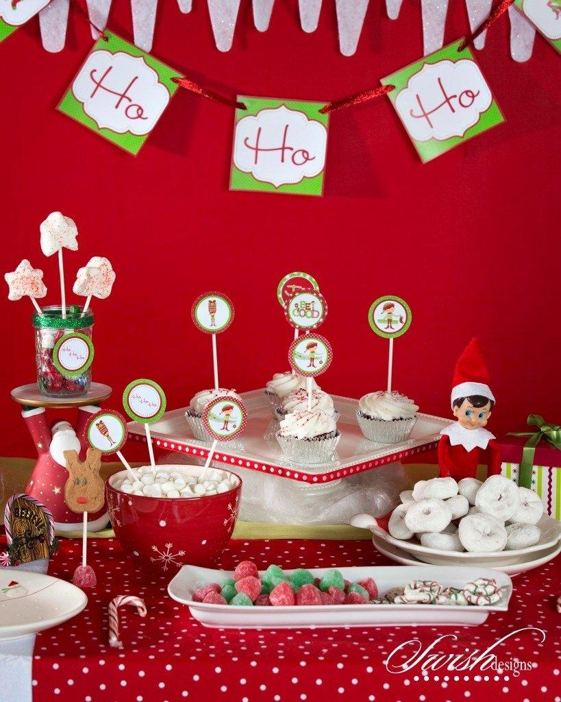 10 Best Elf On The Shelf Birthday Ideas elf on the shelf welcome party ideas a to zebra celebrations