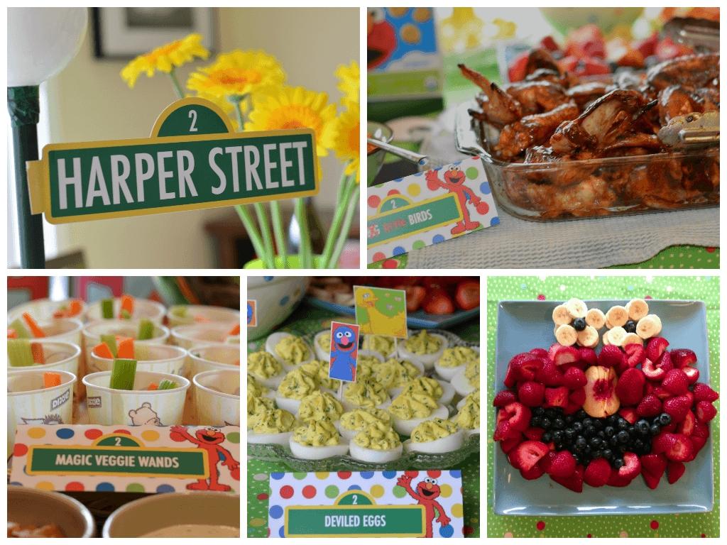 10 Attractive Sesame Street Party Food Ideas elmo birthday party buffet 1 a robustly crafty elmo birthday party 2020