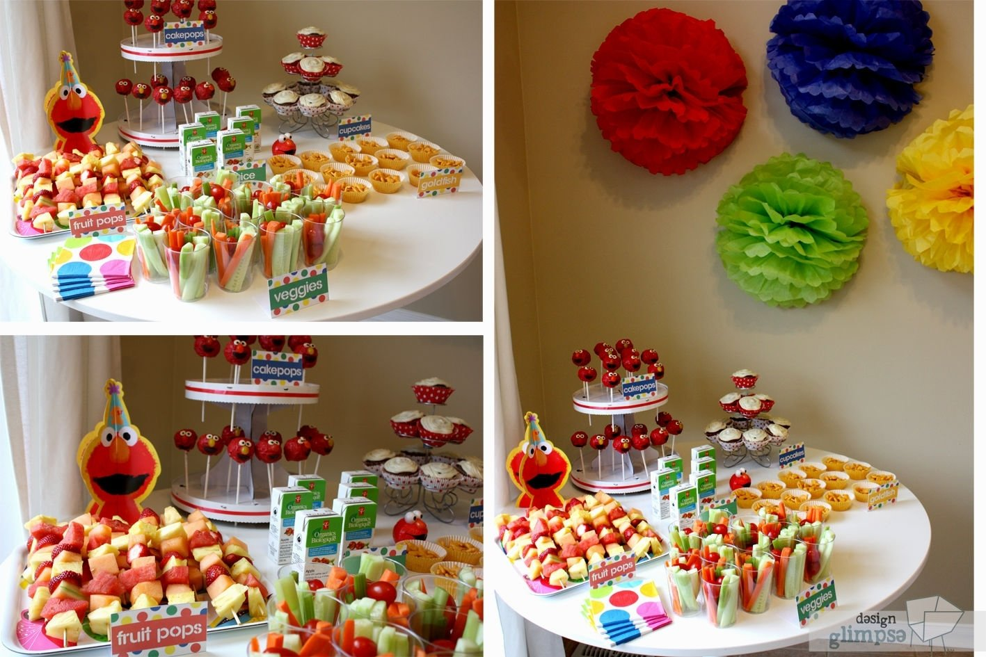 10 Pretty Party Ideas For 2 Year Old Boy Elmo Birthday