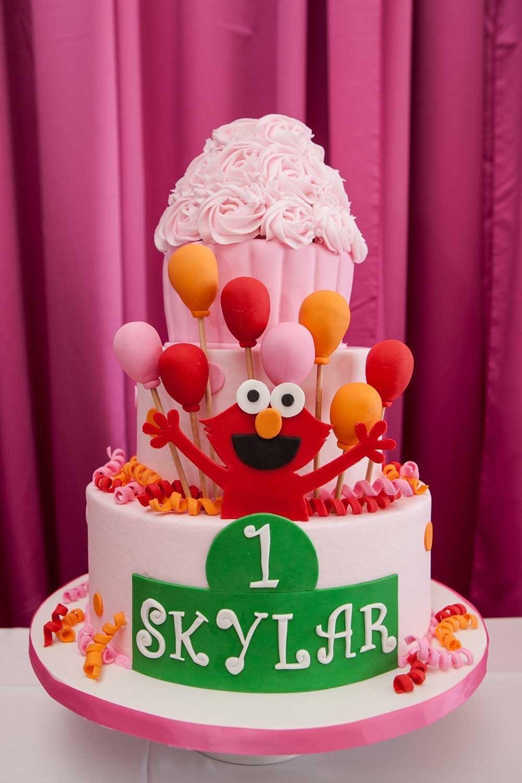 10 Amazing Elmo Themed Birthday Party Ideas elmo themed first birthday party the celebration society 2020