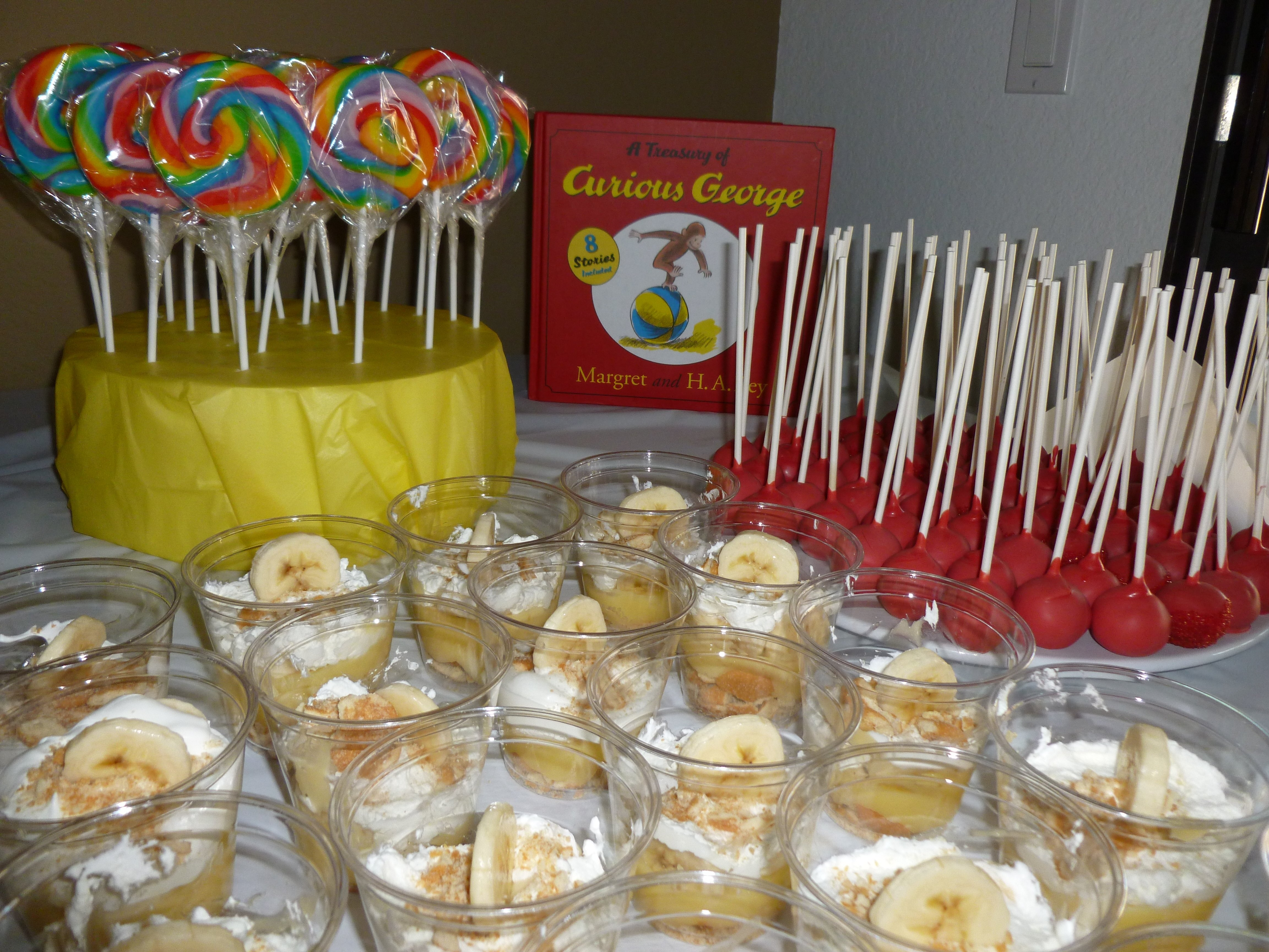 10 Awesome Curious George Party Favor Ideas emerys curious george birthday party bullertin 2020