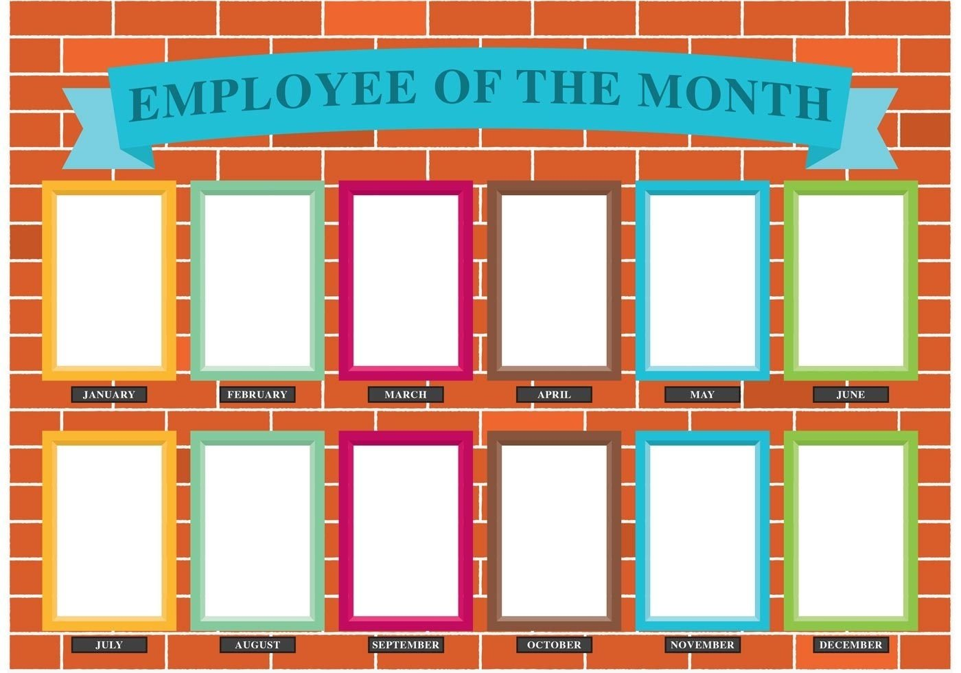 10 Awesome Employee Of The Month Ideas employee of the month wall google search employee of the month