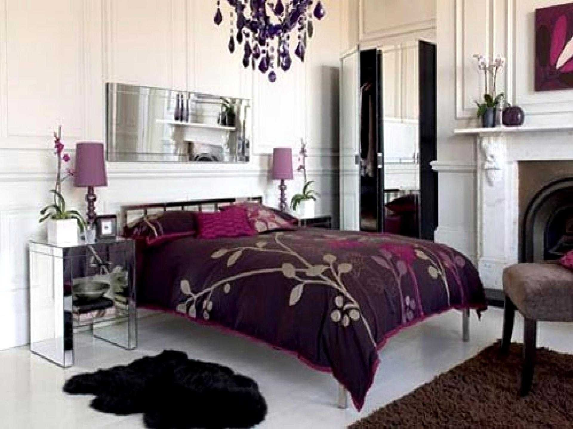 10 Fabulous Purple And Black Bedroom Ideas enchanting purple grey black bedroom ideas with improbable pictures