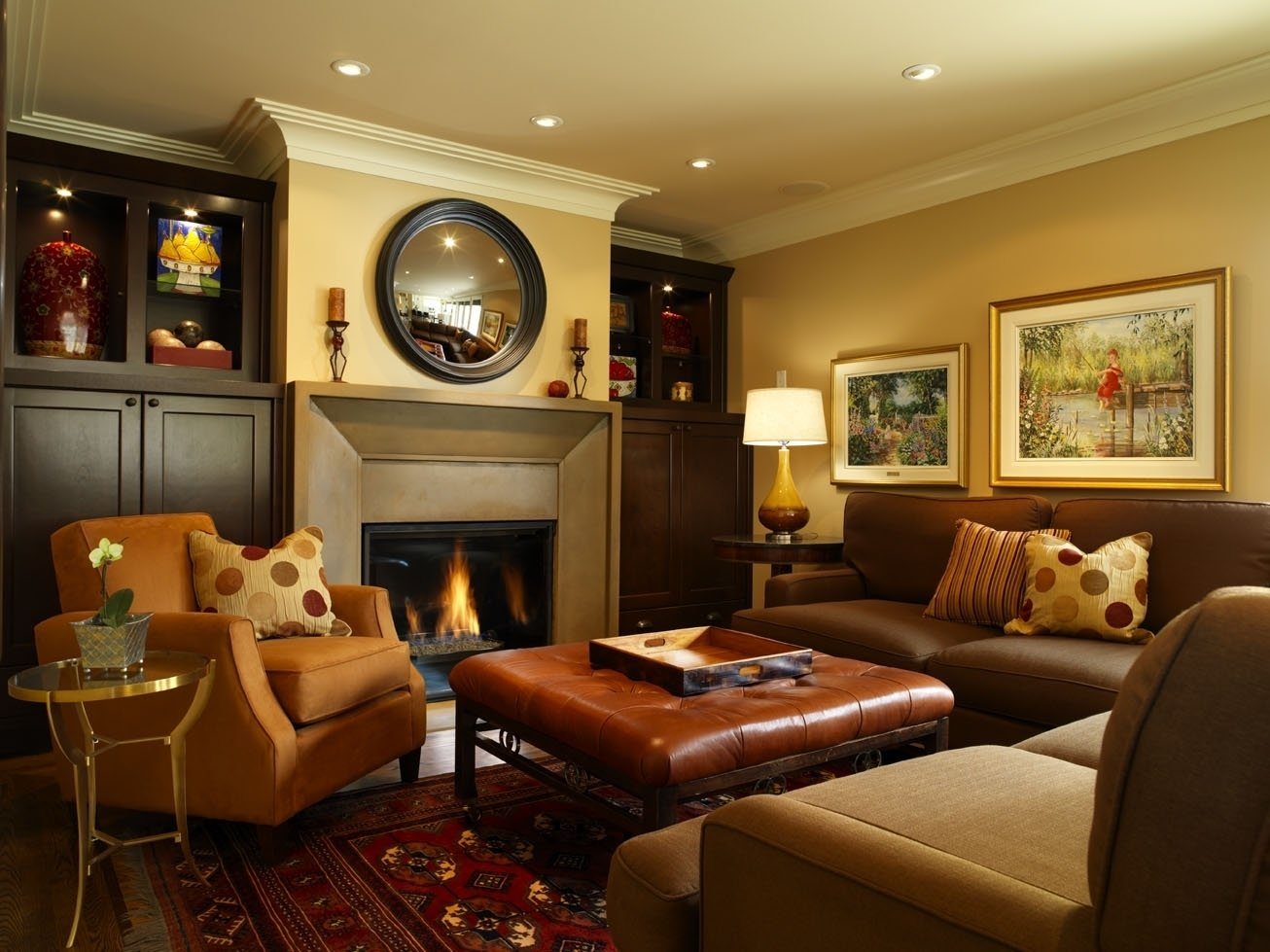 10 Most Popular Decorating Ideas For Family Rooms enchanting small family room ideas photo design inspiration 1 2021