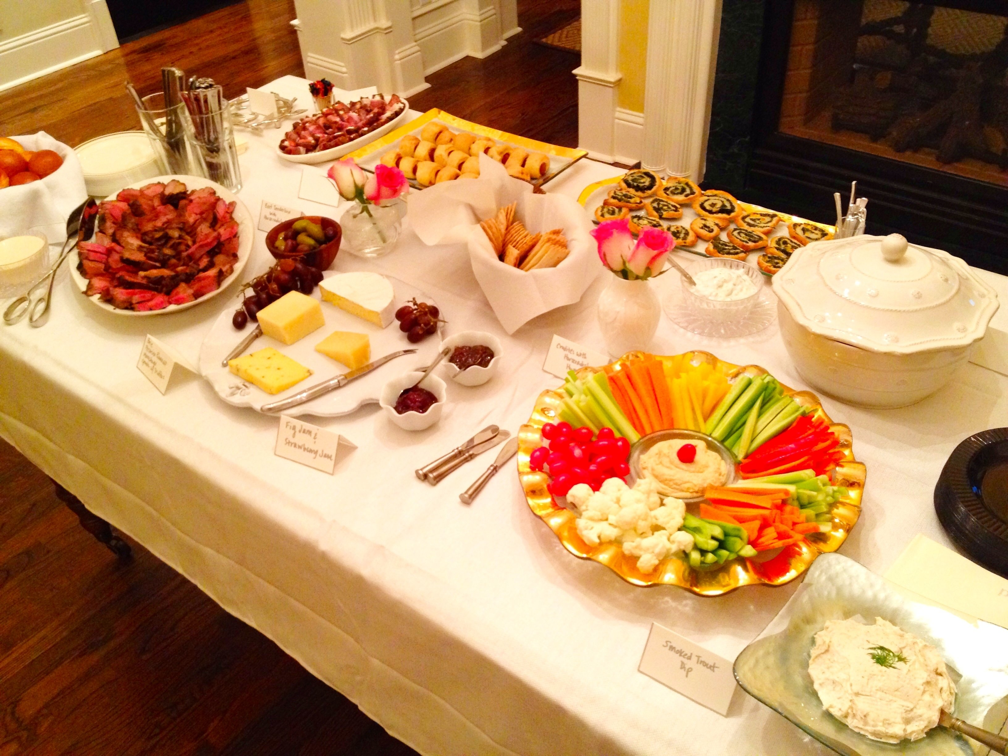 10 Spectacular New Years Eve Party Food Ideas encouraging new years eve cocktail and new years eve dinner y 7