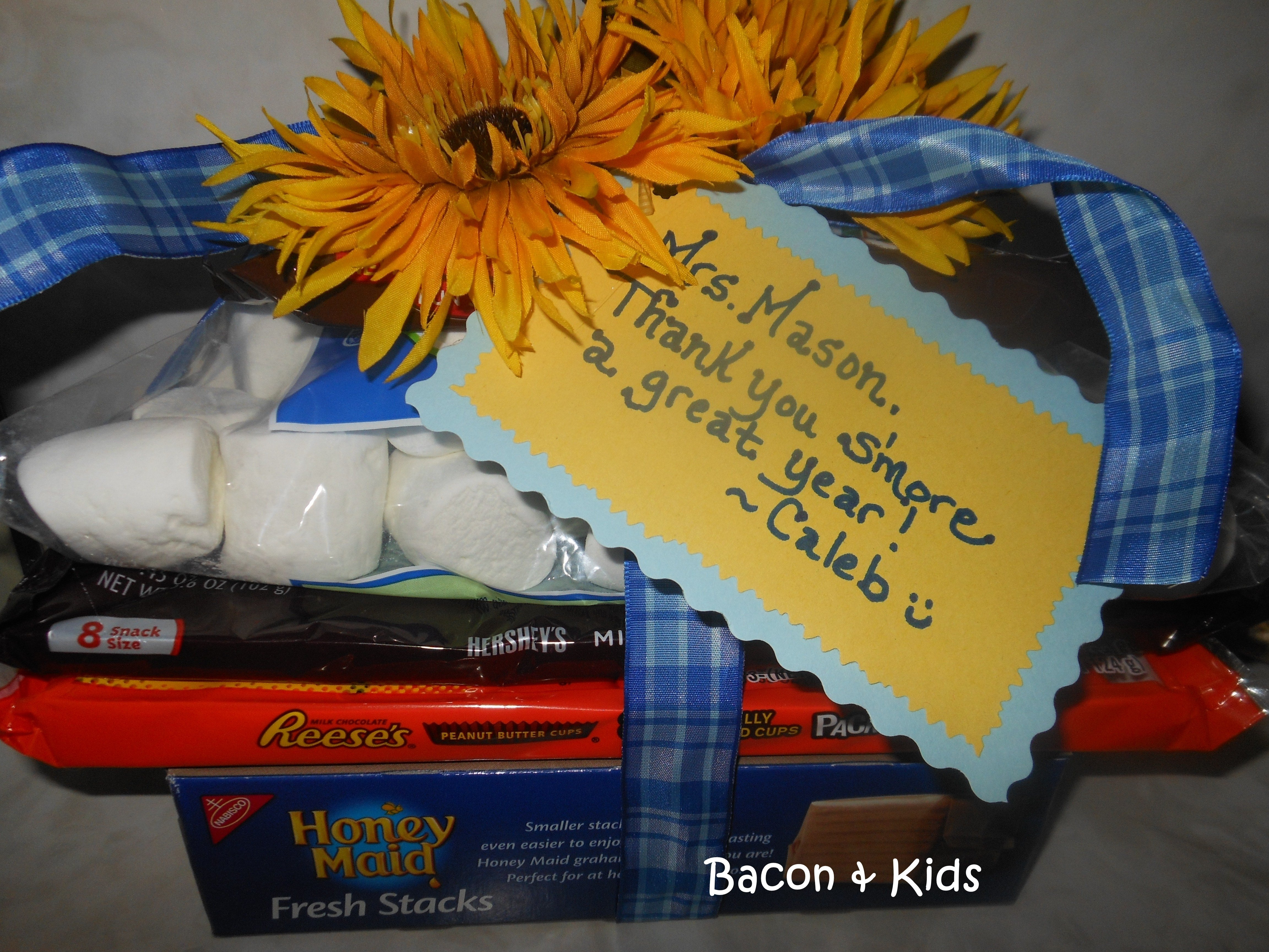10 Most Popular Teacher Gift Ideas For End Of School Year end of school year teacher gift bacon kids 2021
