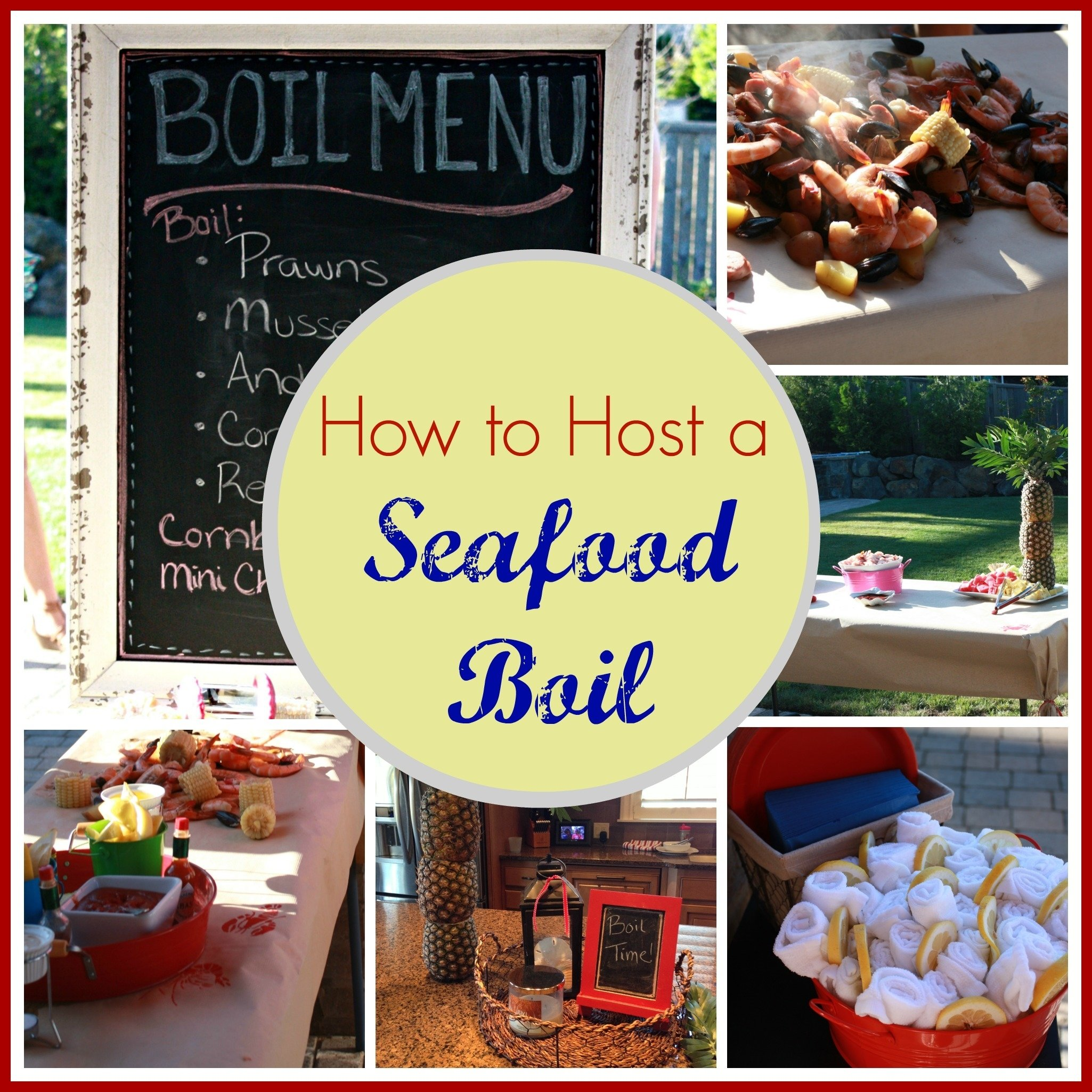10 Attractive Low Country Boil Party Ideas end of the summer seafood boil party deliciously well