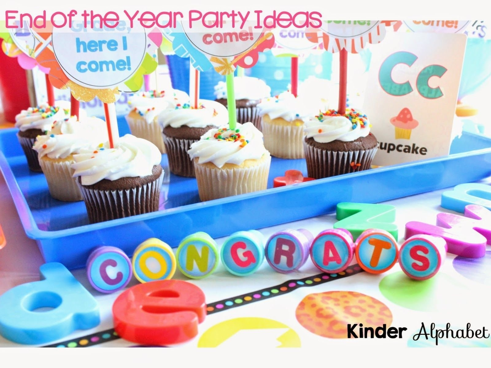 10 Fantastic End Of The Year Party Ideas end of the year party ideas 2 pre k graduation pinterest 3 2020
