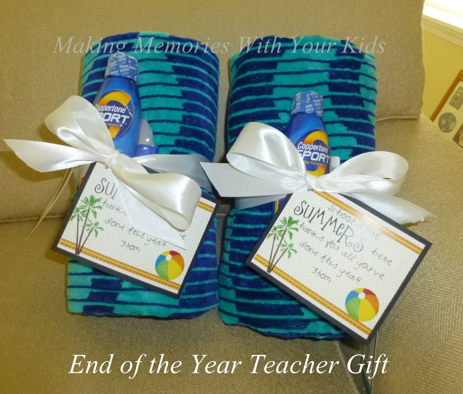 end of year teacher gift - google search | gift ideas | pinterest
