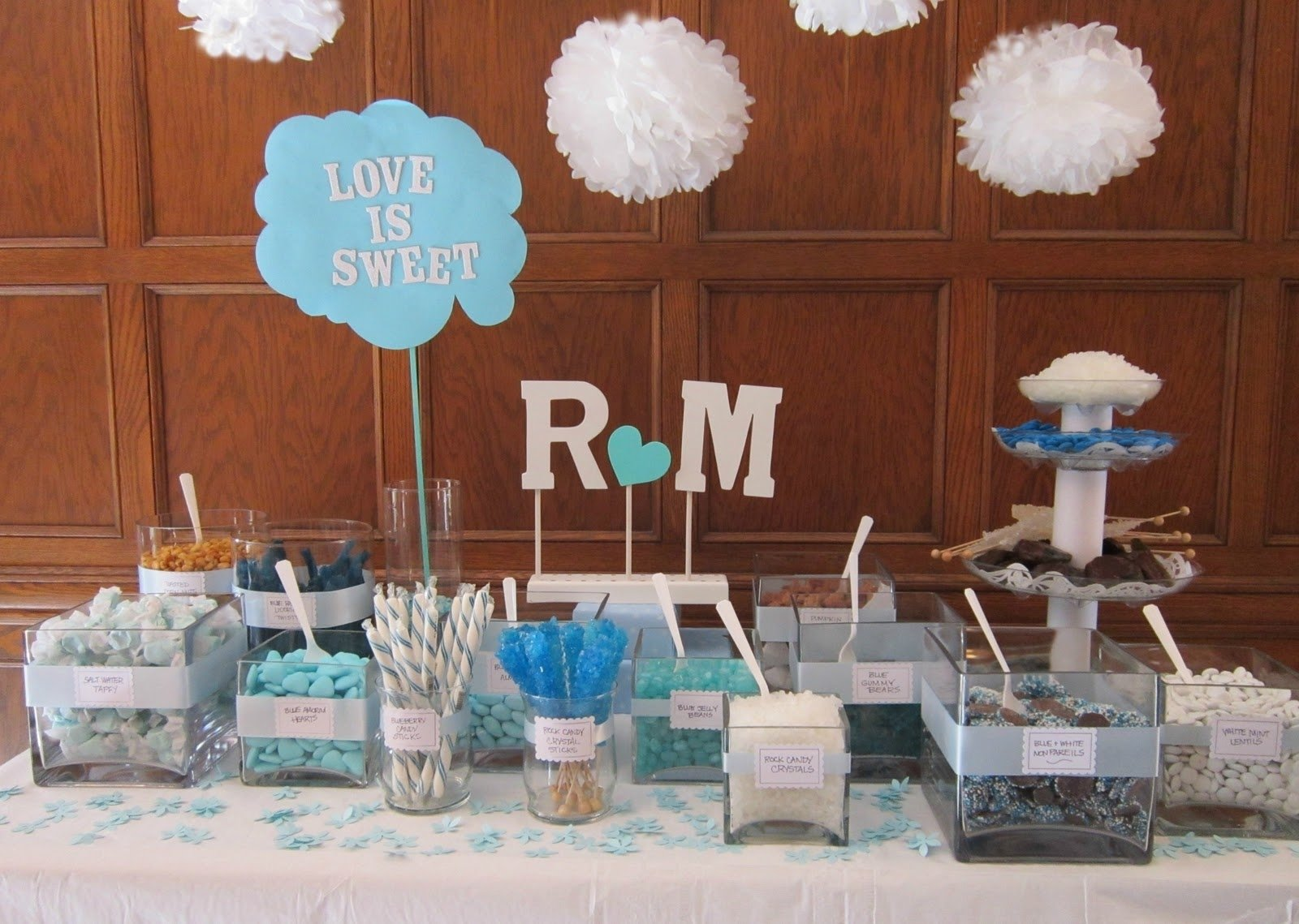 10 Stylish Engagement Party Ideas At Home engagement party ideas decoration with flower centerpieces 2021