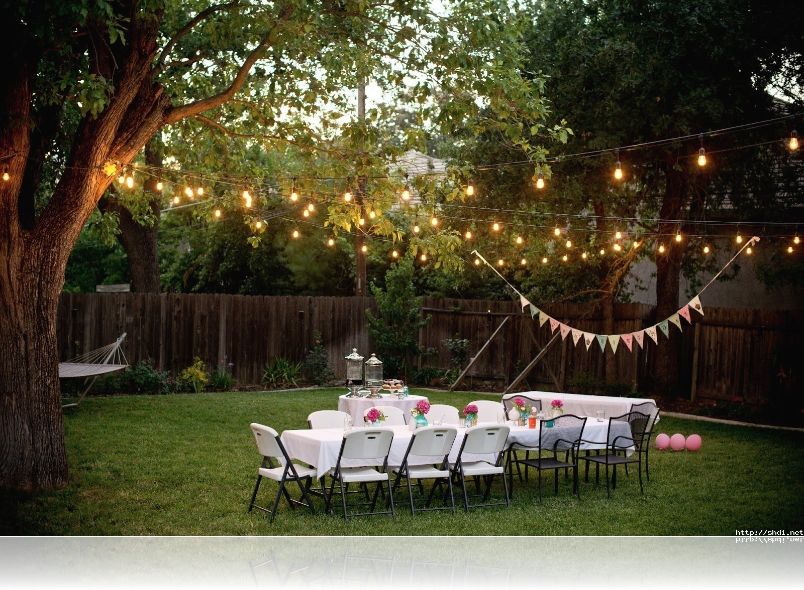 10 Stylish Backyard Birthday Party Ideas For Adults engagement party ideas outside google search engagement party