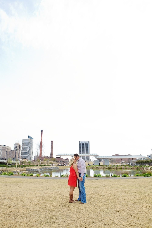 10 Stylish Date Ideas In Birmingham Al engagement picture railroad park birmingham alabama l o v e 2021