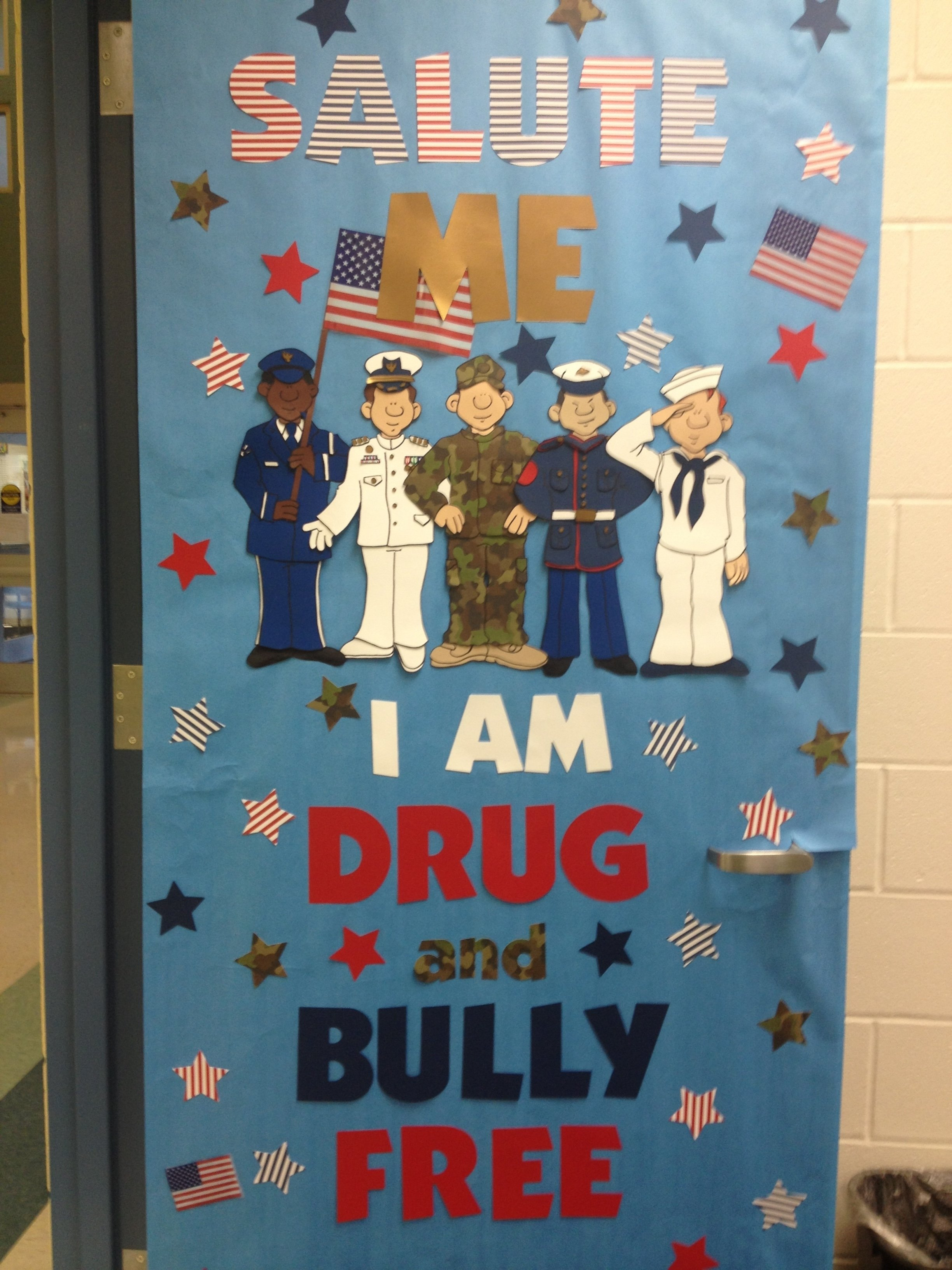 10 Great Red Ribbon Week Door Decorating Ideas enter your best red ribbon week door decorating theme for a chance 2020