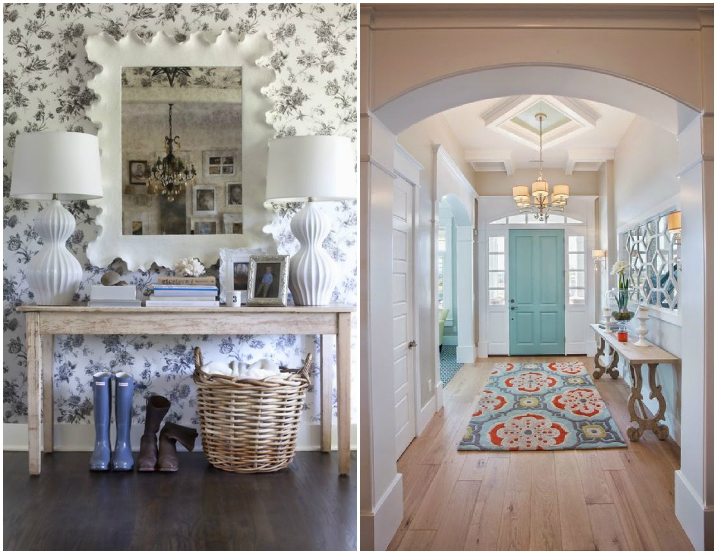 entryway ideas - 10 gorgeous ideas for your home with mega style