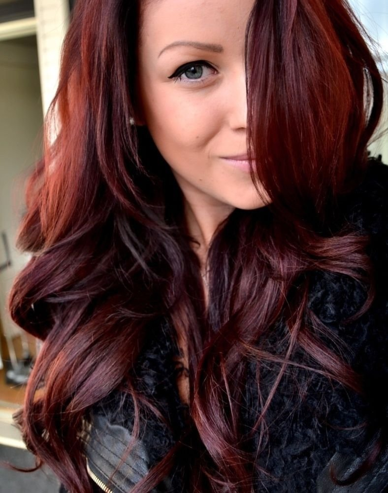 10 Great Red And Brown Hair Color Ideas epingle par joanahairwedding sur hair color ideas pinterest 1 2020
