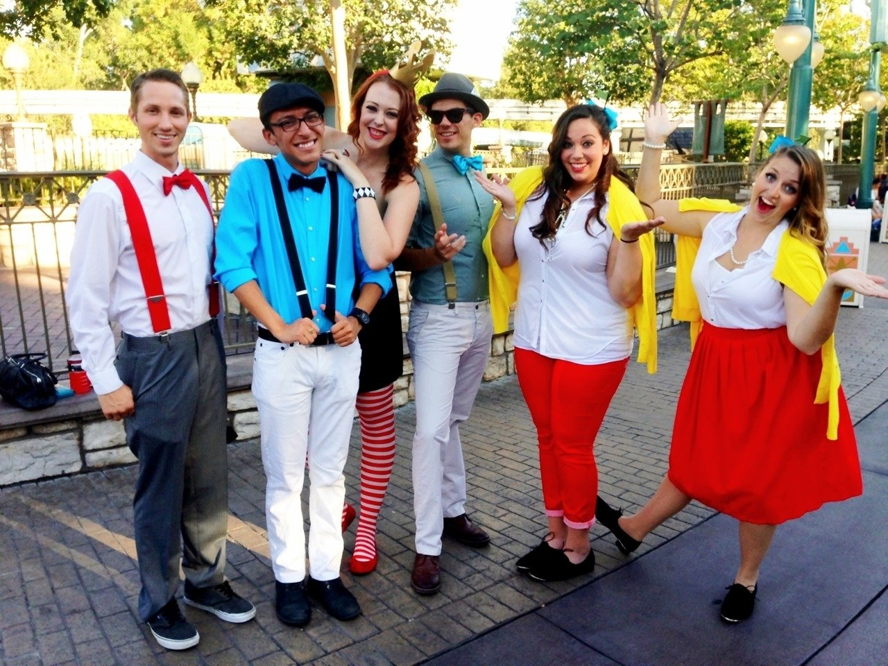 10 Stunning Dress Up Day Ideas For Work erikcerpa my friends and i at dapper day fall 2013 once upon a 2021
