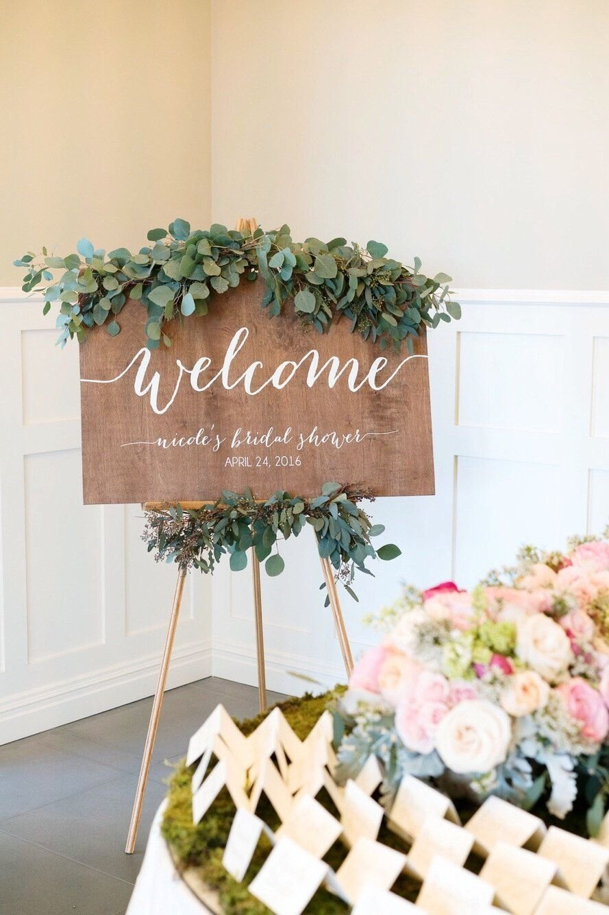 10 Stylish Ideas For Bridal Shower Themes etsy vendor product description bridal showers bridal showers and 4 2020