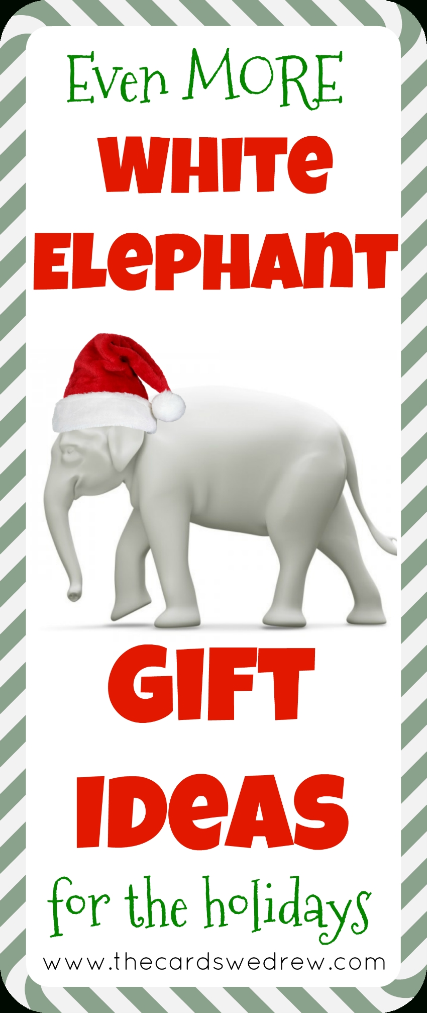 10 Spectacular Ideas For White Elephant Gift even more white elephant gift ideas the cards we drew 2 2020