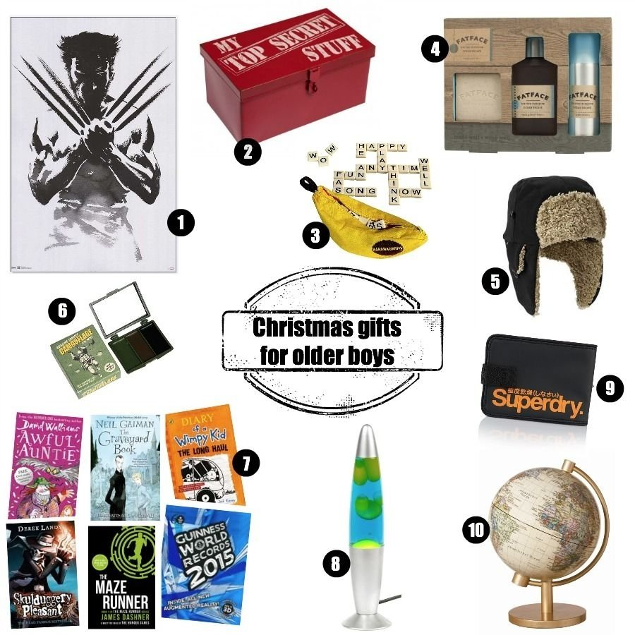 10 Famous Gift Idea For 12 Year Old Boy every year it seems to get harder as my children grow up so heres 2020