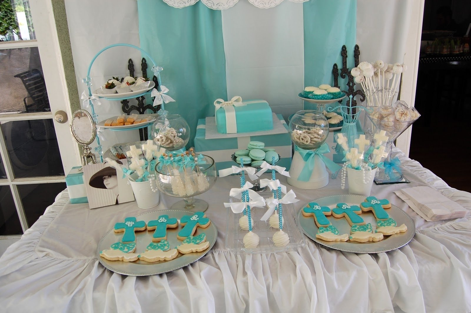 10 Ideal First Holy Communion Party Ideas eviewhere events first holy communion tiffanys party 2020