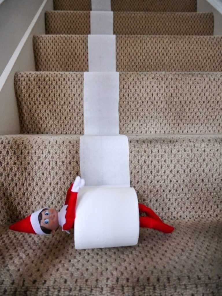 excellent elf on the shelf hiding spots | the creek line house