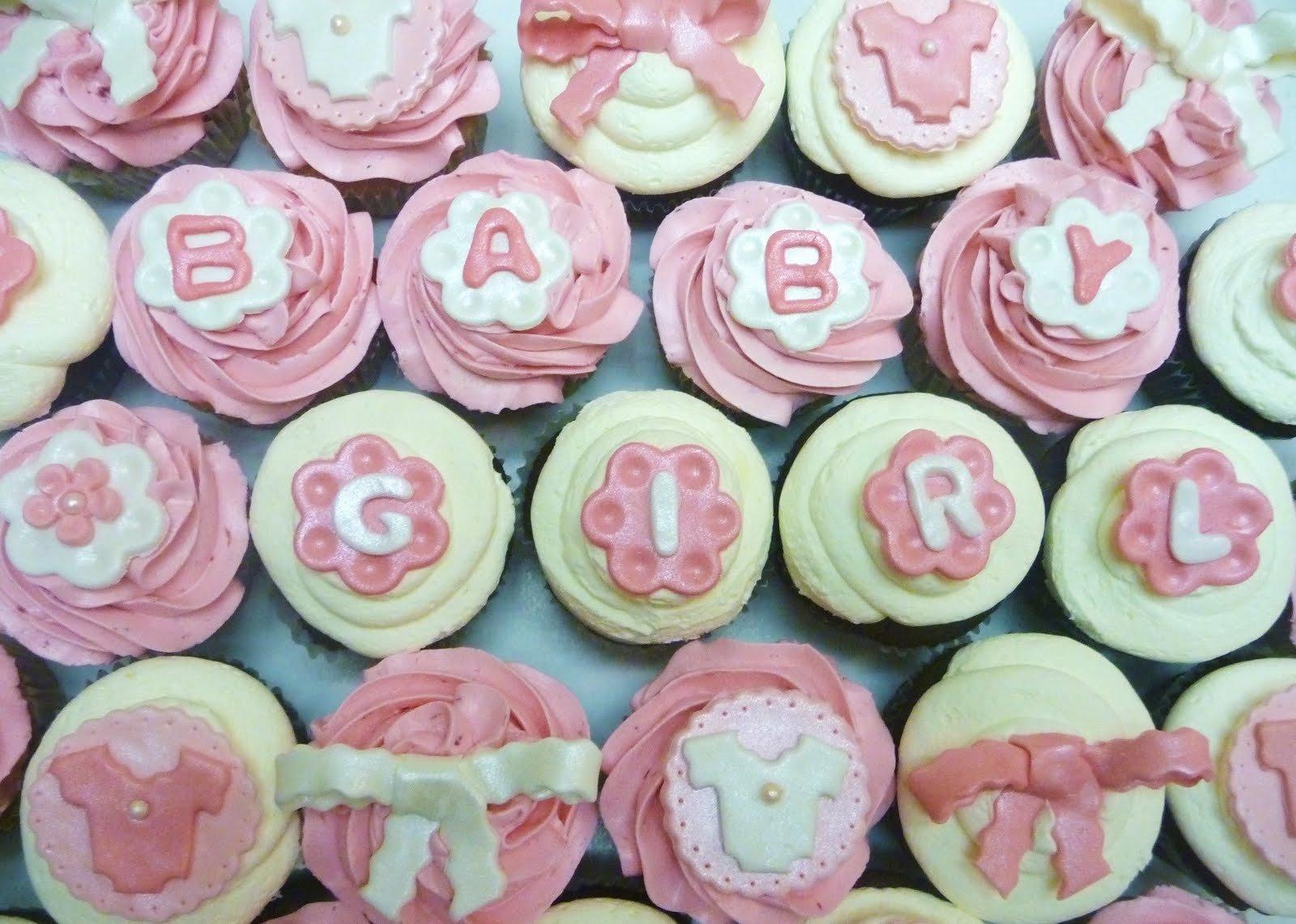 10 Lovely Cupcake Ideas For Baby Shower