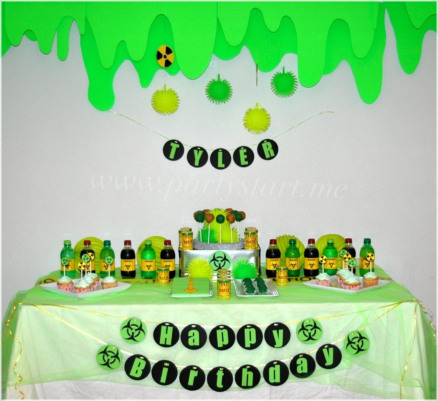 Childrens Party Ideas For 10 Year Old Boy idea gallery