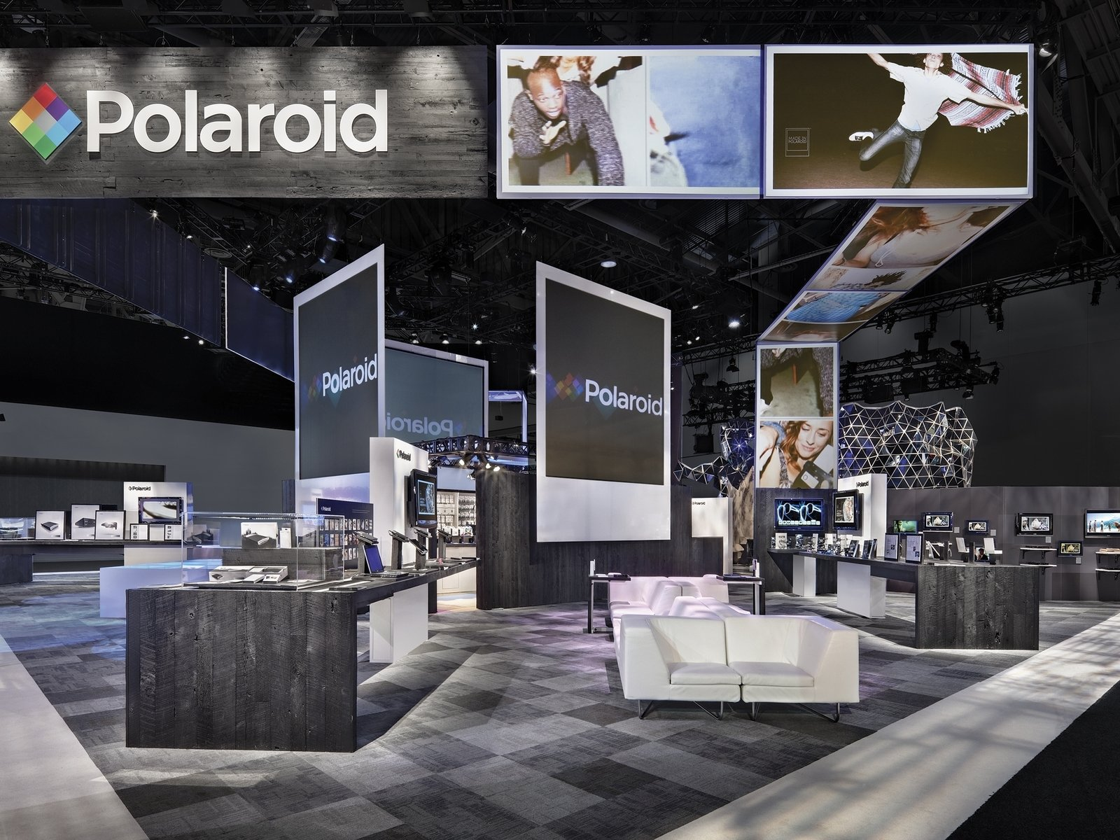 10 Fashionable Creative Trade Show Booth Ideas exhibit design ideas inspiration trade show displays 1