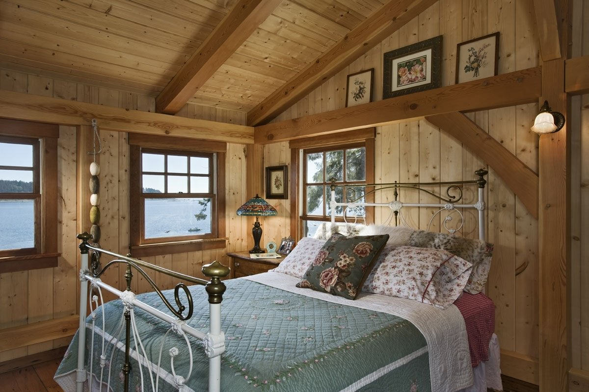 10 Beautiful Small Cabin Interior Design Ideas expert interior design tips for small cabins cottages 2020