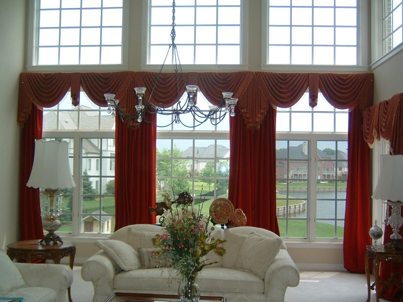 10 Famous Curtain Ideas For Large Windows exterior astonishing curtain ideas for large windows design with 2020