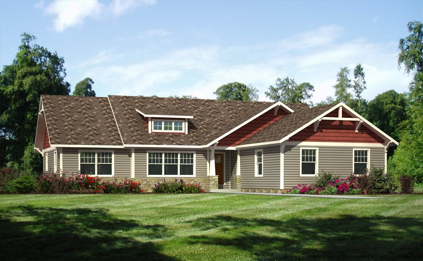 10 Best Exterior Paint Ideas For Ranch Style Homes exterior design astounding 1960s ranch house pint colors brick