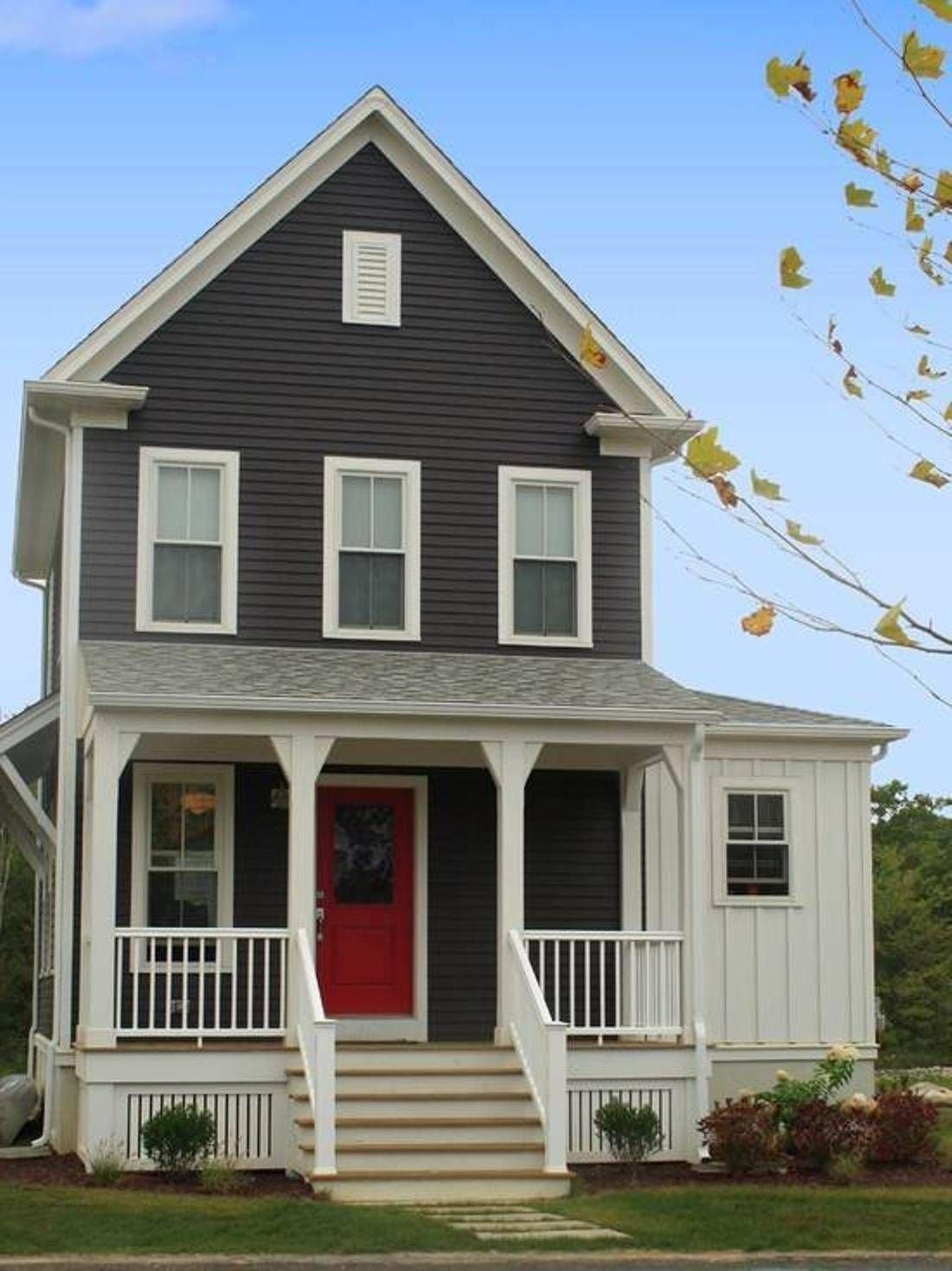 10 Fantastic Exterior Paint Ideas For Homes exterior of homes designs house paint color combination exterior 2021
