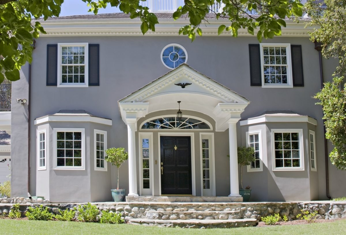 10 Ideal Exterior House Paint Color Ideas exterior paint ideas planning house painting projects and equipment 2 2020