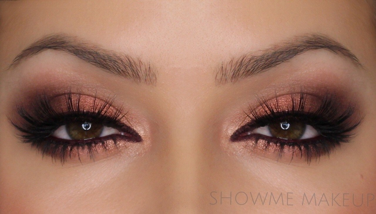 10 Awesome Cute Makeup Ideas For Brown Eyes eye makeup ideas for brown eyes cute makeup ideas for brown eyes 1 2020