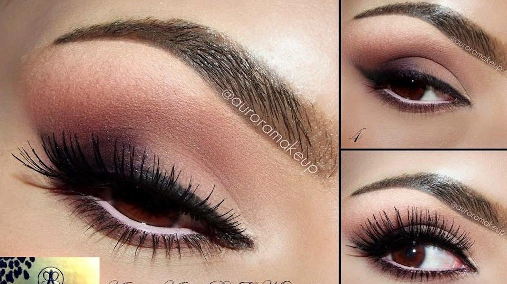 10 Unique Eye Makeup Ideas For Brown Eyes eye makeup ideas for brown eyes perfect 11 natural eye makeup brown 1 2020