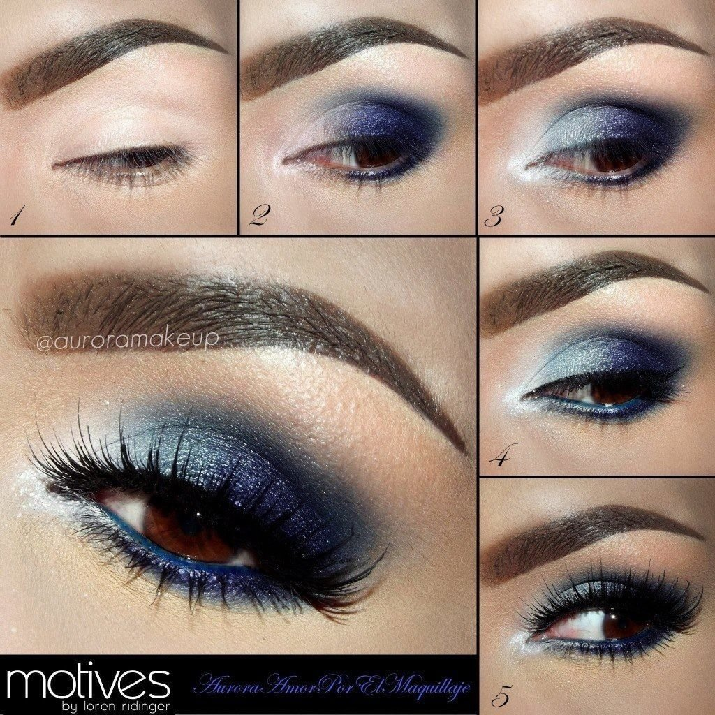 10 Unique Eyeliner Ideas For Brown Eyes eyeshadow for brown eyes brown eye makeup tutorial eye make up 2020