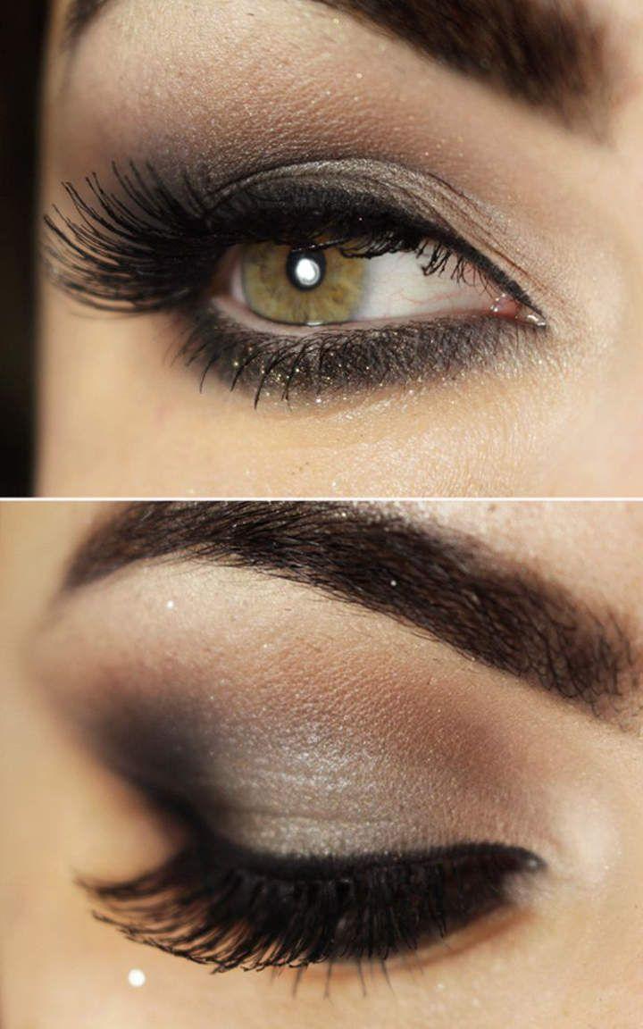 10 Lovable Prom Makeup Ideas For Hazel Eyes eyeshadow for hazel eyes 5 makeup bag bridal eye makeup hazel 2020