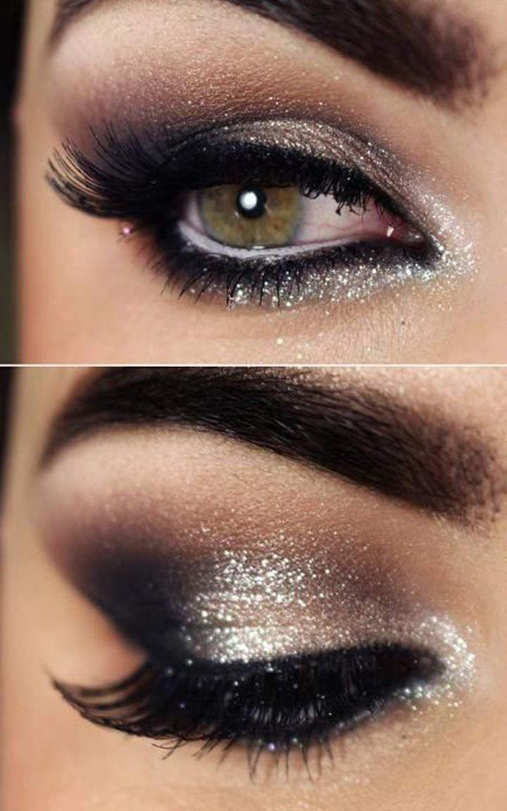 10 Lovable Prom Makeup Ideas For Hazel Eyes eyeshadow for hazel eyes hairstyles smokey eye makeup smokey 2020
