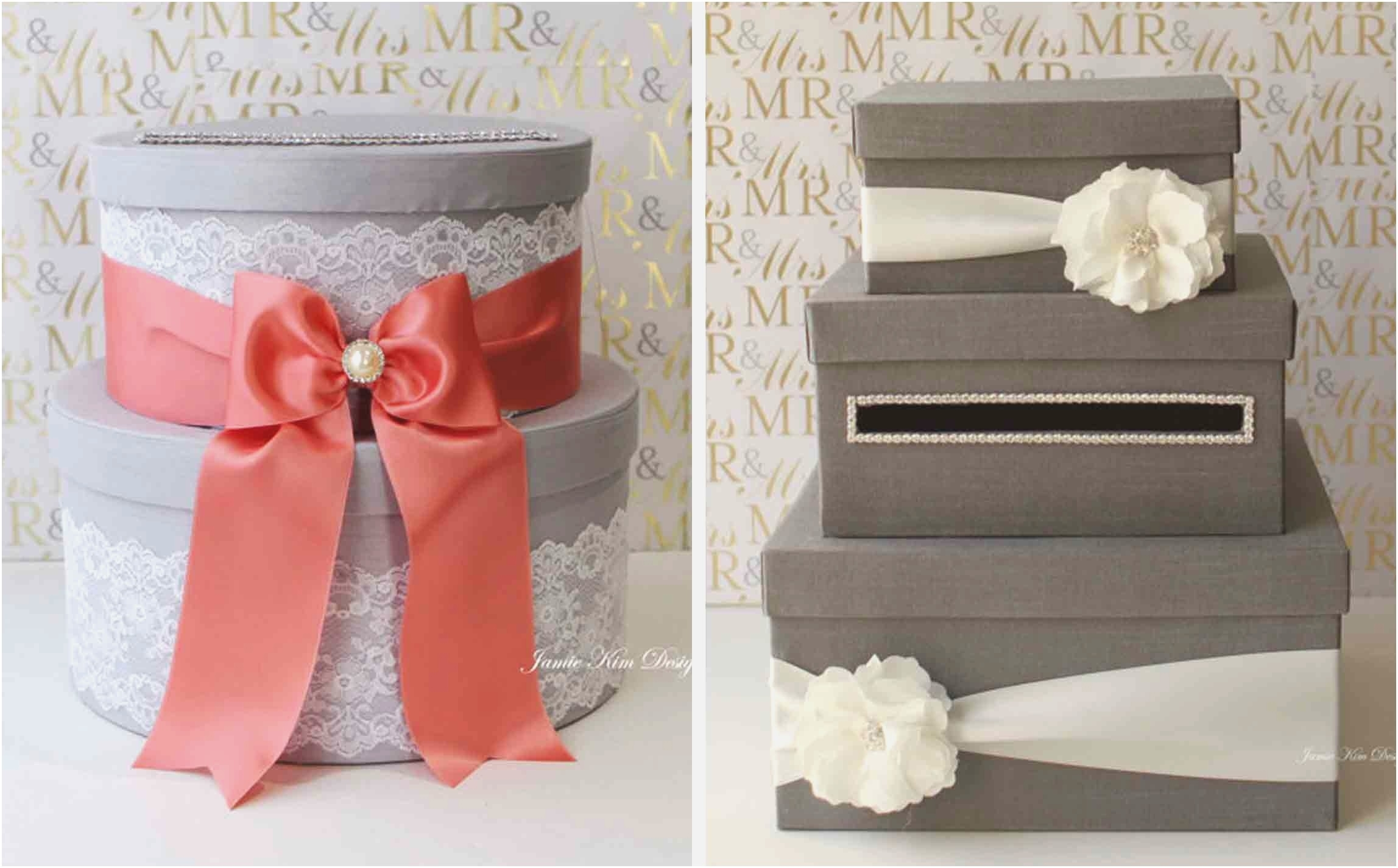 10 Most Popular Card Box Ideas For Wedding %name 2020