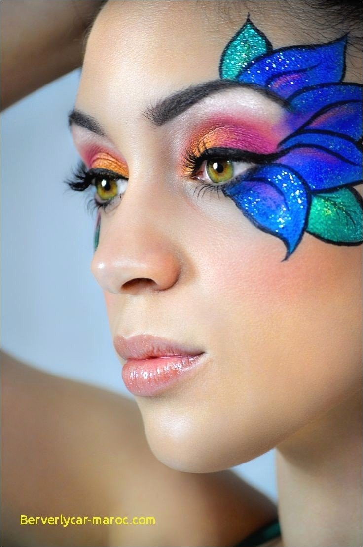 10 Unique Face Painting Ideas For Adults face painting ideas easy luxury halloween paint halloween ideas 2021