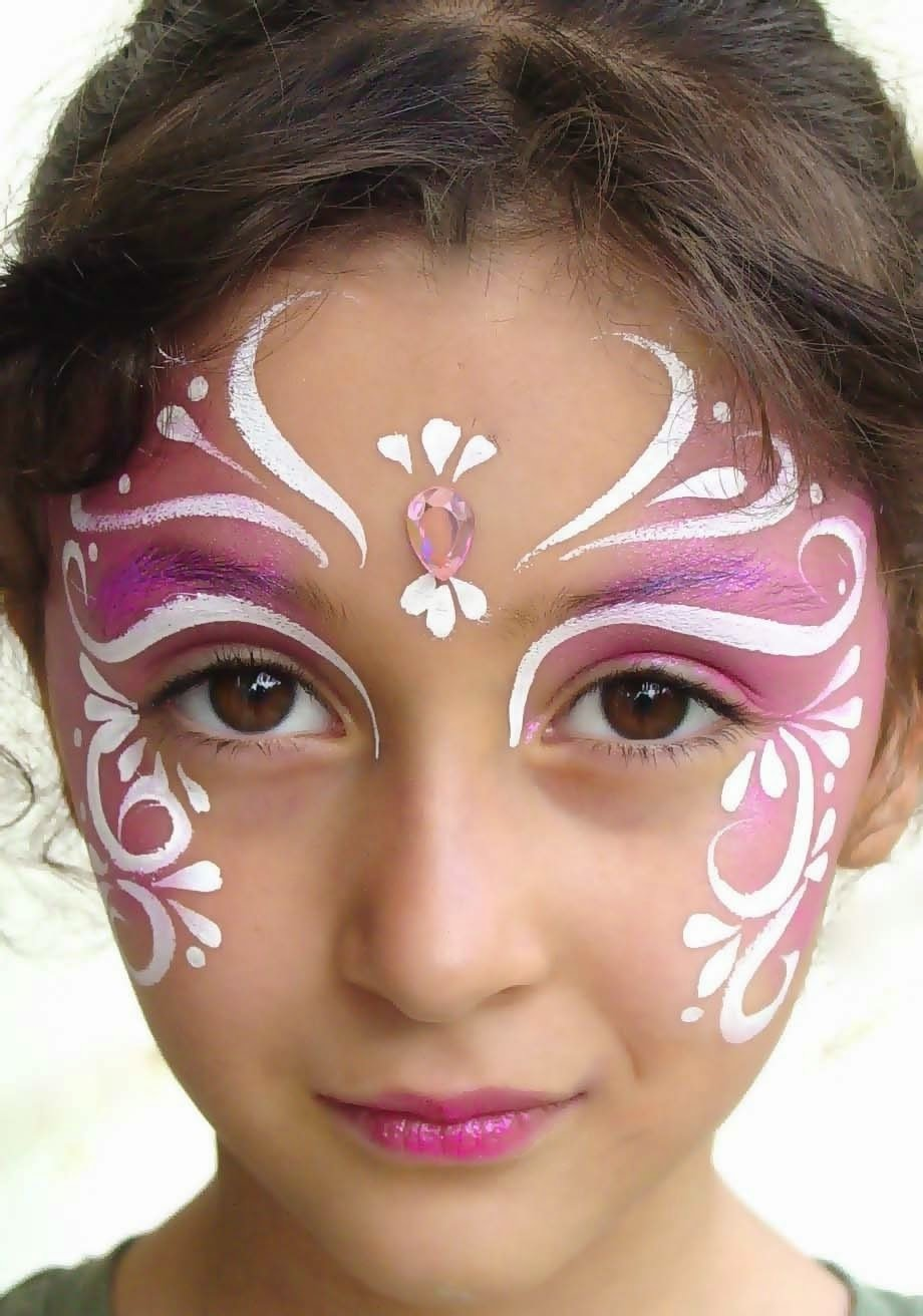 face painting ideas for kids birthday party | body painting