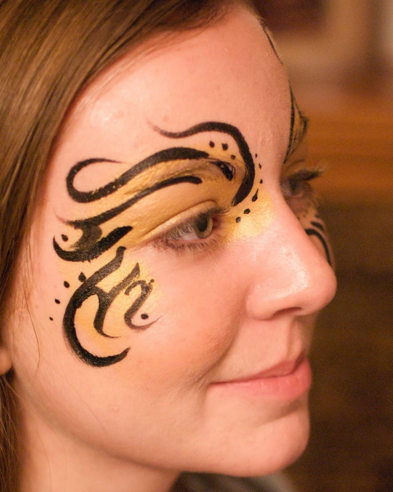 10 Wonderful Mardi Gras Face Painting Ideas face painting illusions and balloon art llc mardi gras masks face 2020