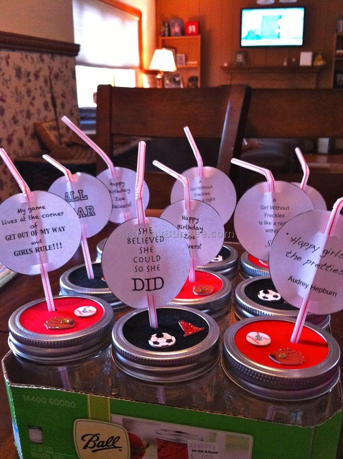 10 Nice Birthday Party Ideas For 12 Year Old Girls Facts 40th Celebration Tags