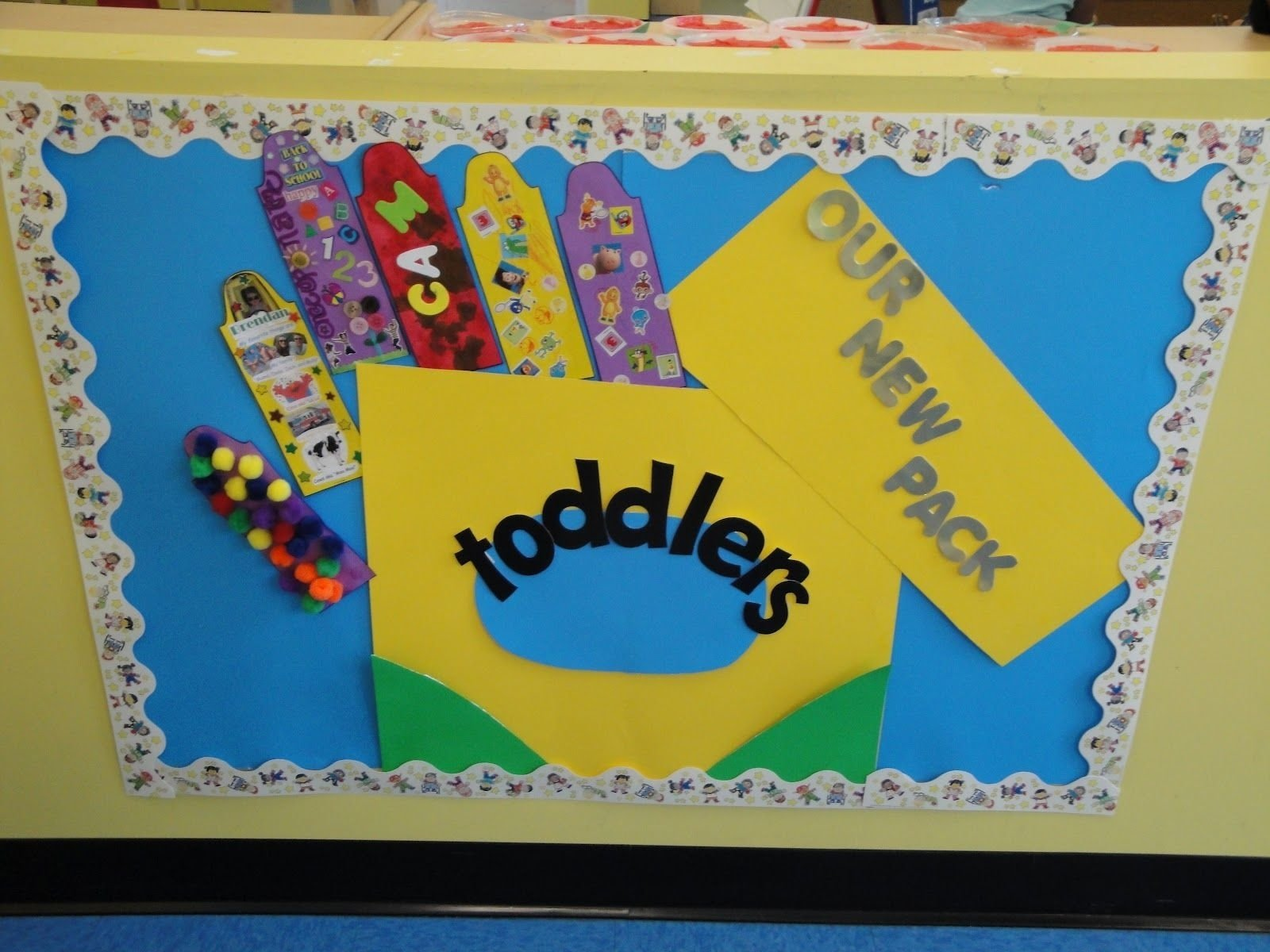 10 Famous Bulletin Board Ideas For August fairytales from preschool community bulletin boards bulletin 2021