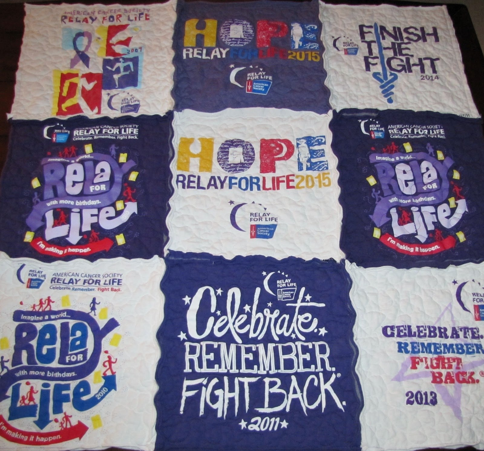 10 Trendy Relay For Life T Shirt Ideas faith folklore and friends relay for life t shirt quilt 2020