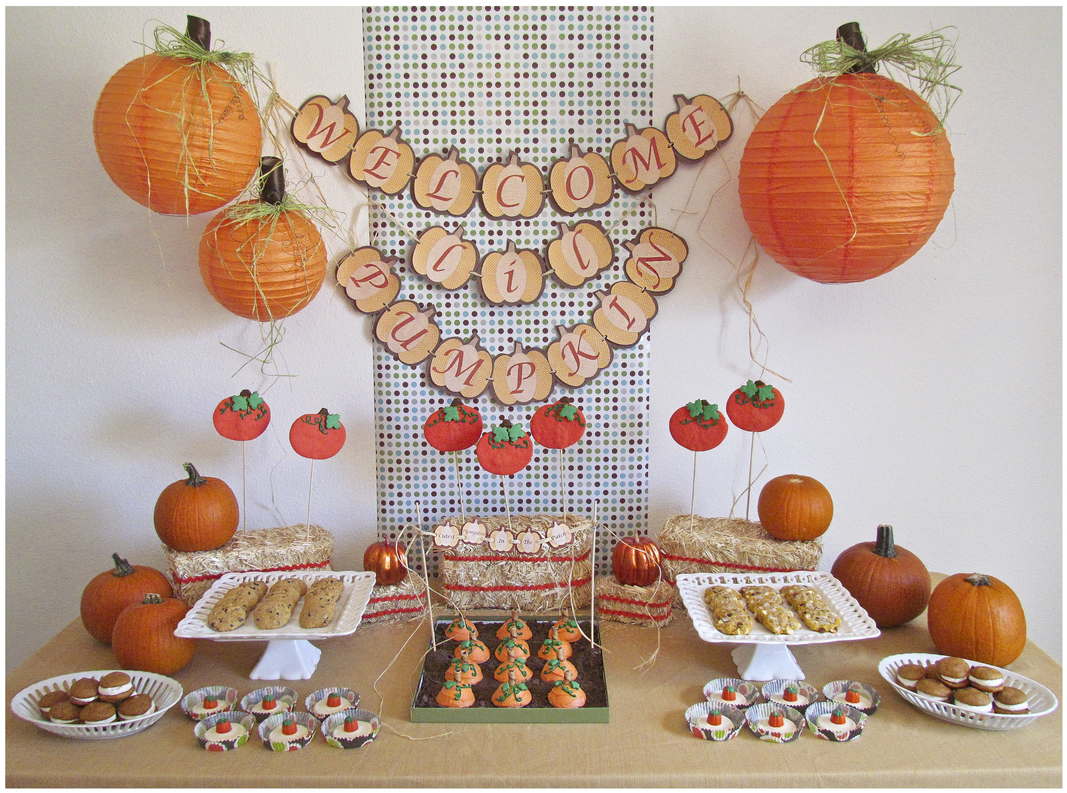 10 Gorgeous Fall Themed Baby Shower Ideas fall baby shower decorating ideas omega center ideas for baby 2020