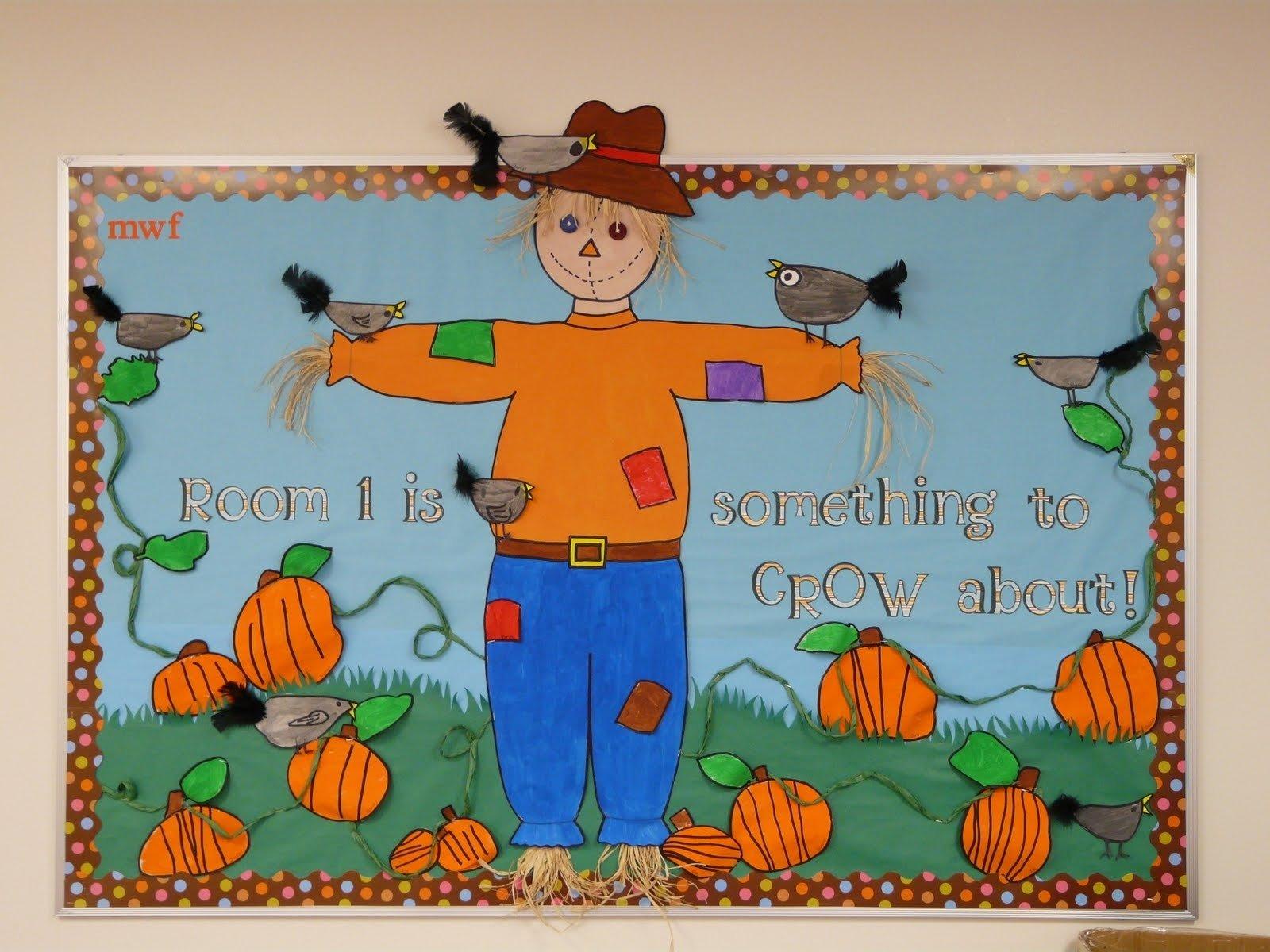 10 Fantastic Fall Halloween Bulletin Board Ideas fall bulletin boards classroom ideas archives page of something to 2 2020