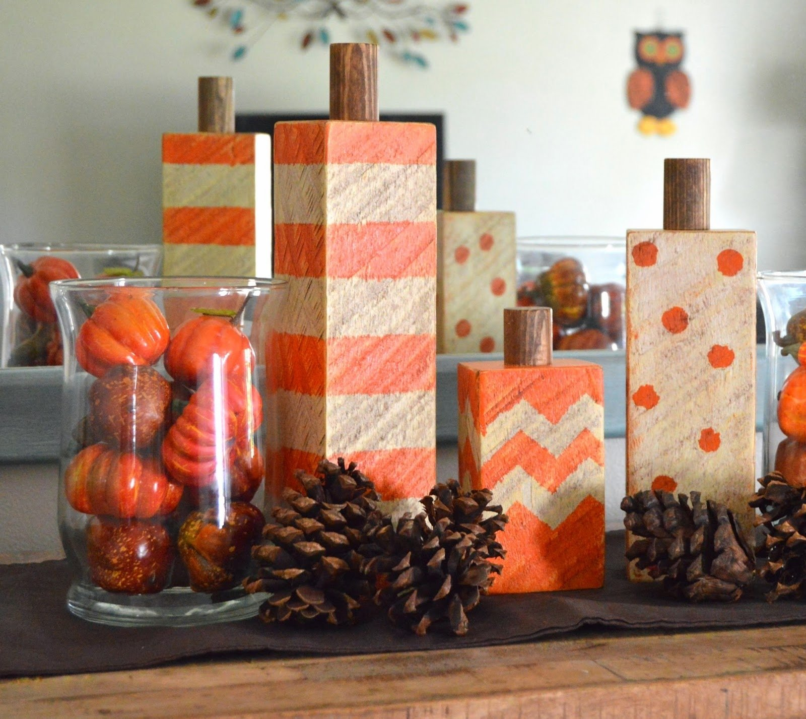 10 Ideal Fall Craft Ideas For The Home fall craft ideas diy crafts for idolza