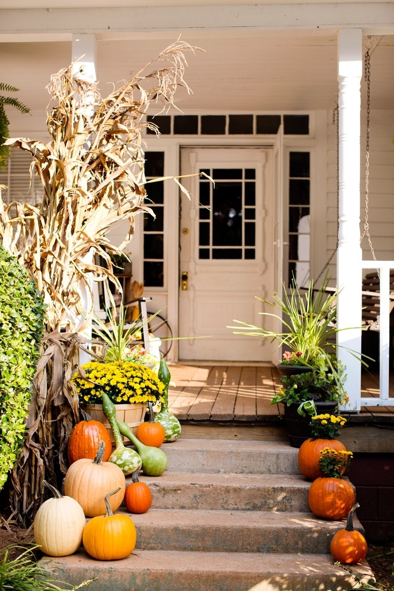 10 Famous Southern Living Fall Decorating Ideas