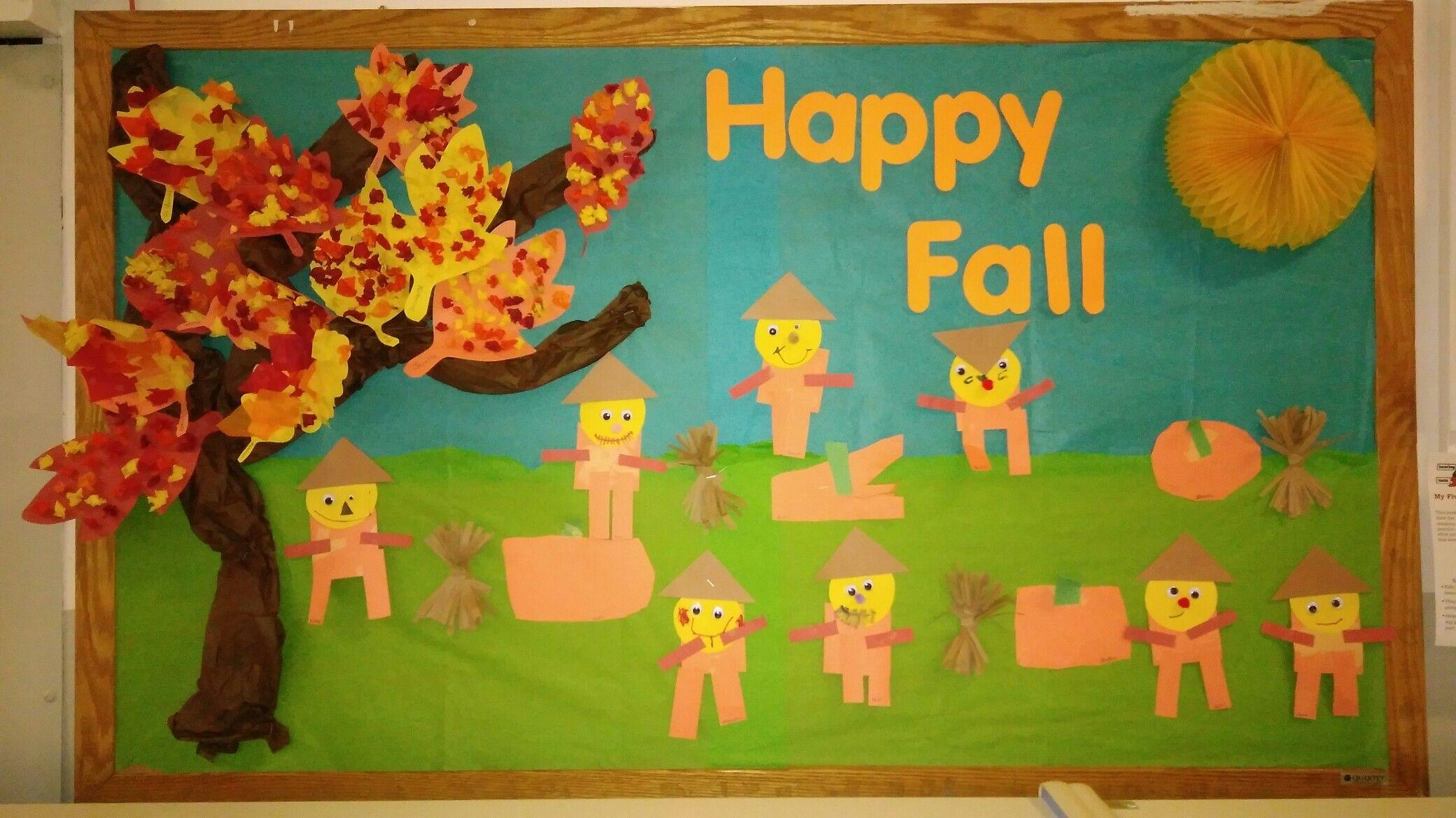 10 Lovable Fall Preschool Bulletin Board Ideas fall preschool bulletin board preschool crafts and bulletin board 2020